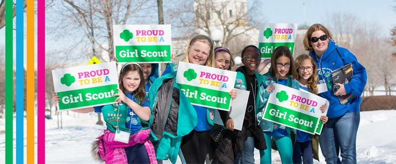 Help Us Move the Girl Scout Bill Across the Finish Line