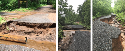 Camp Northwoods Weather Damage Update