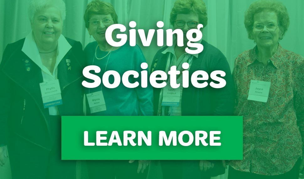 Learn More About Girl Scouts River Valleys Giving Societies