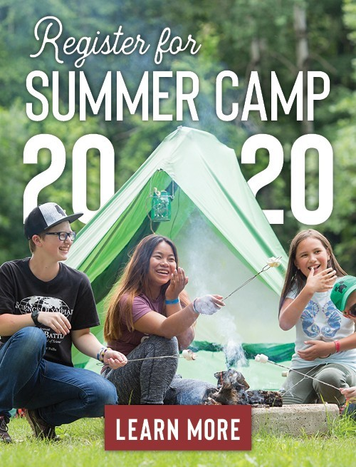 Register for Summer Camp 2020