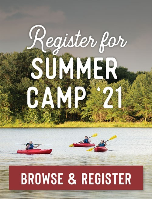 Register for Summer Camp 2021