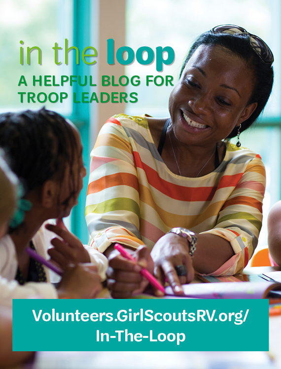 View In the Loop Blog, a helpful resource for troop leaders.