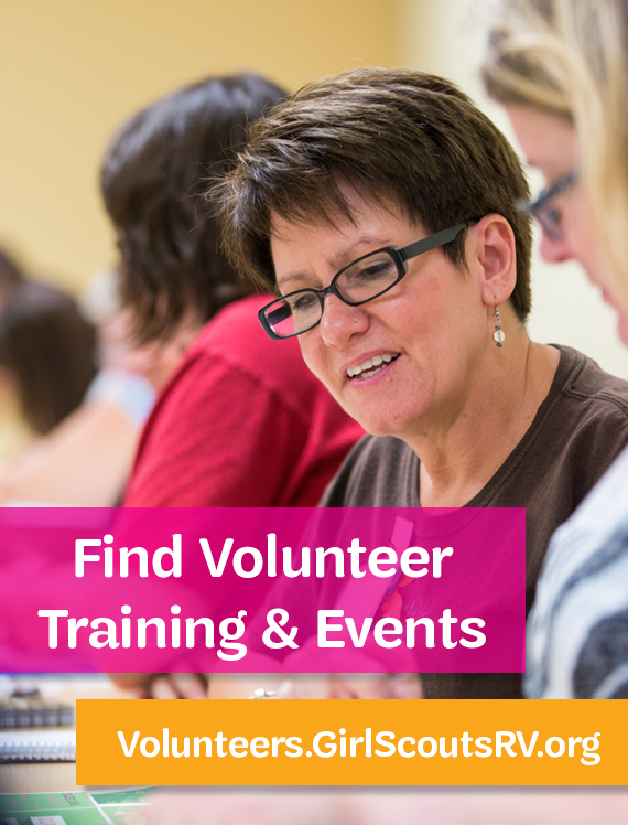 Find Volunteer Training Events